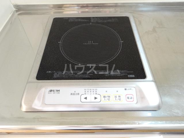 NUビル 203号室のキッチン