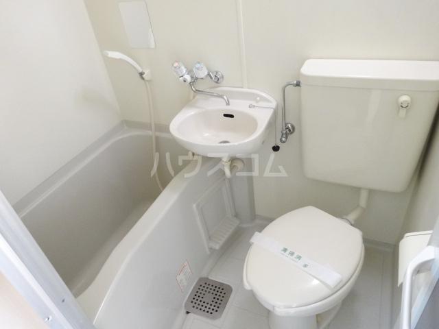 NUビル 203号室の風呂