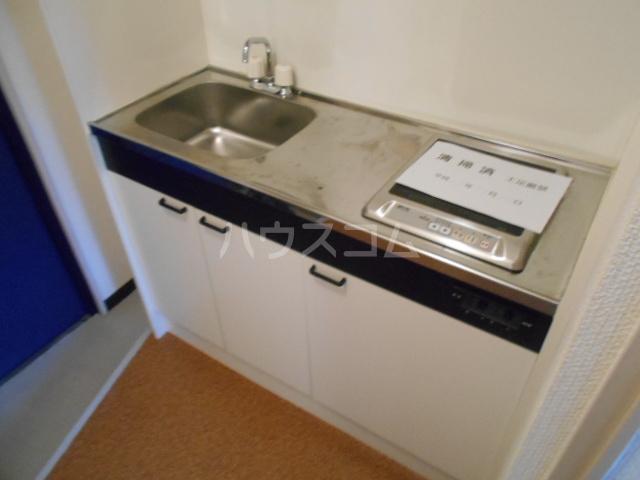 未麗 西京極 404号室のキッチン