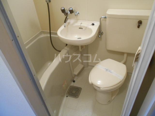 未麗 西京極 404号室の風呂
