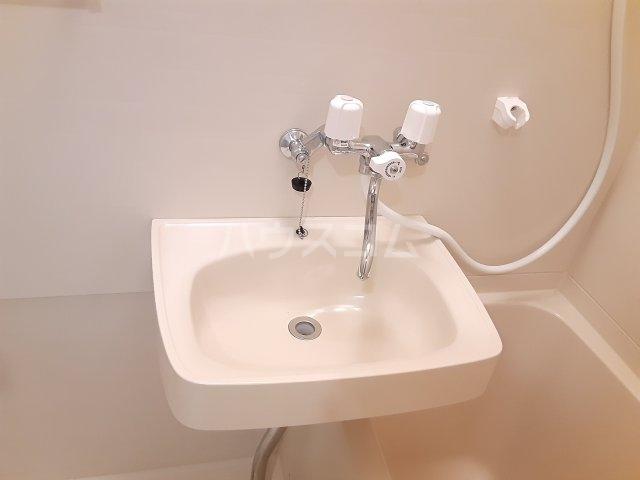 サンハウス御池 101号室の洗面所
