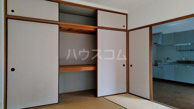 N-SOCIA21 303号室の収納