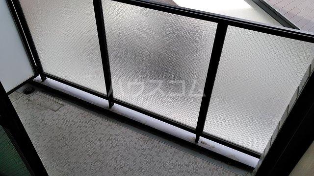 N-SOCIA21 303号室のバルコニー