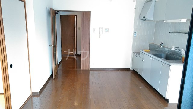 N-SOCIA21 303号室のリビング