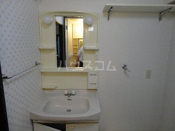 ハイム西京都 301号室の洗面所