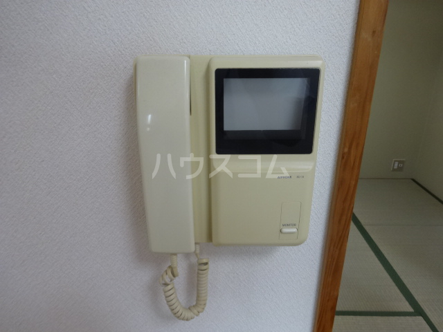 ハイム西京都 301号室のセキュリティ