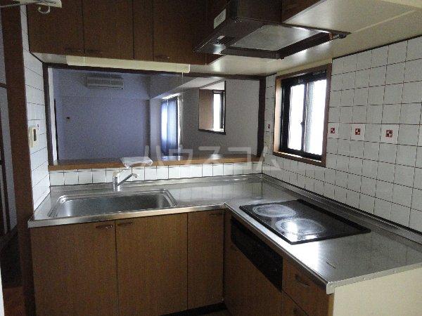 ハイム西京都 301号室のキッチン