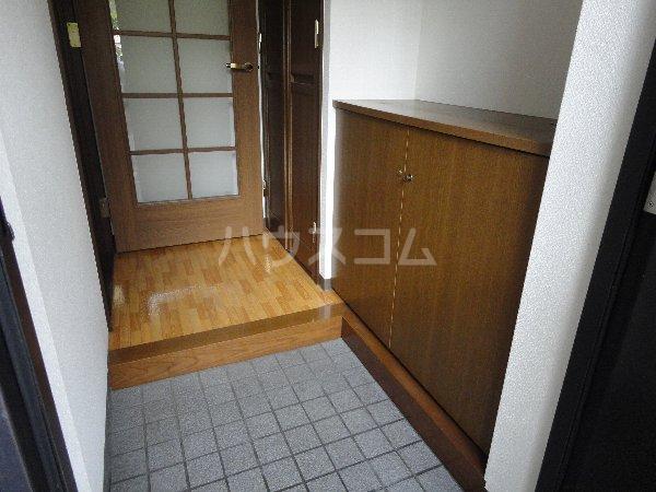 ハイム西京都 301号室の玄関