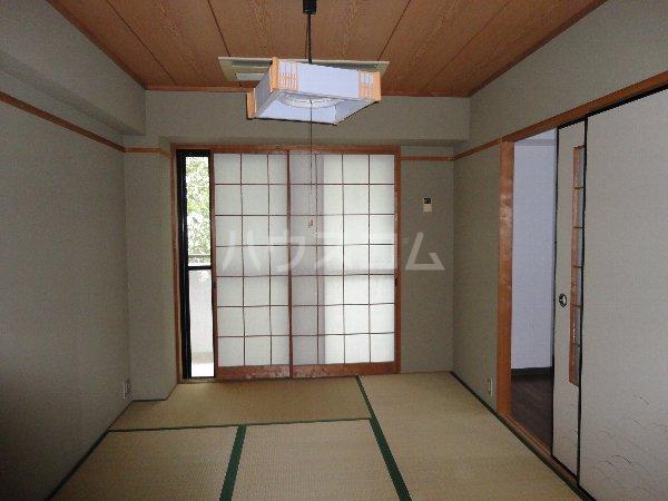ハイム西京都 301号室の居室