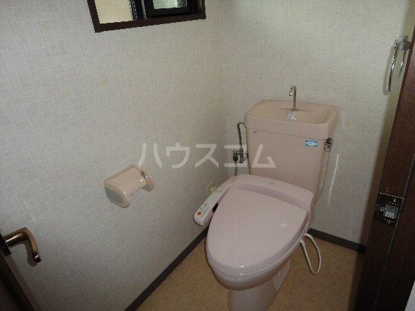 ハイム西京都 301号室のトイレ