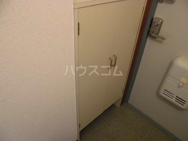 ファースト常盤野 405号室の収納