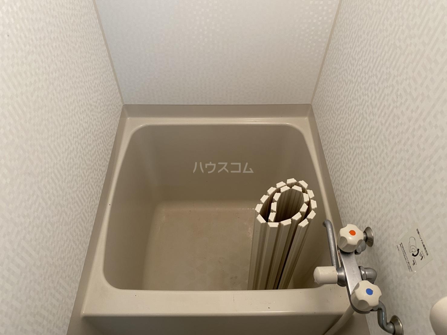 花園薮ノ下町貸家の風呂