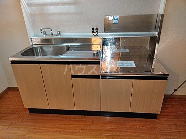 エルブ 102号室のキッチン