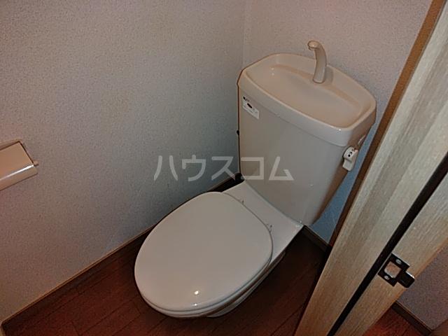 エルブ 102号室のトイレ