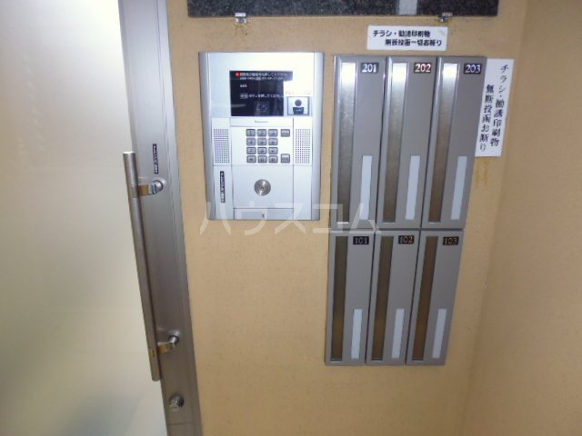 mity JR桂川 103号室のセキュリティ
