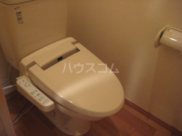 mity JR桂川 103号室のトイレ