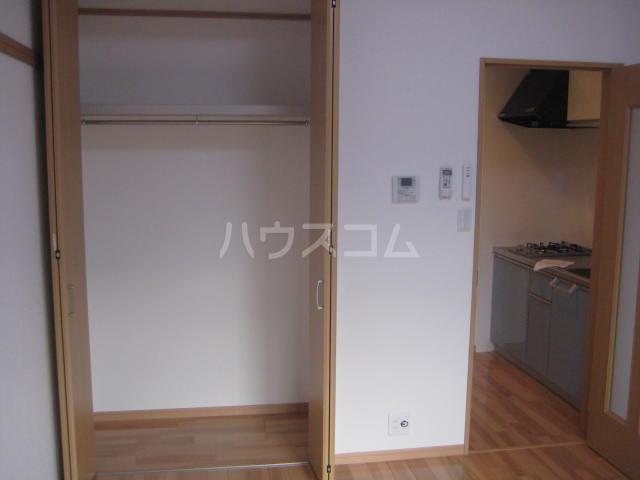 mity JR桂川 103号室の収納
