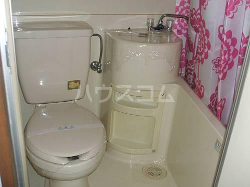 ハイツ嵐山 103号室の風呂