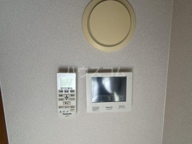 シャントール二条 410号室のセキュリティ