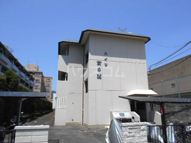 ハイツ京ノ道 07号室の外観