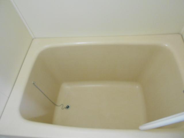 ヴィラ太秦 408号室の風呂