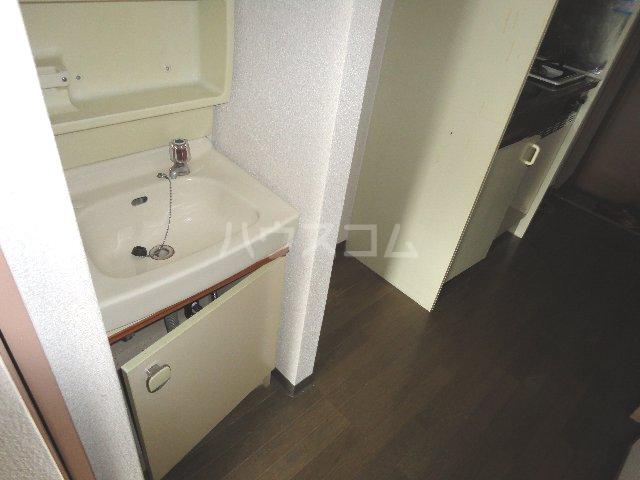 グッピーハイツ 303号室の洗面所