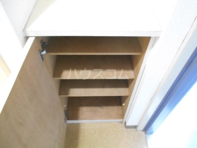 ZAK`S天神川 301号室の収納