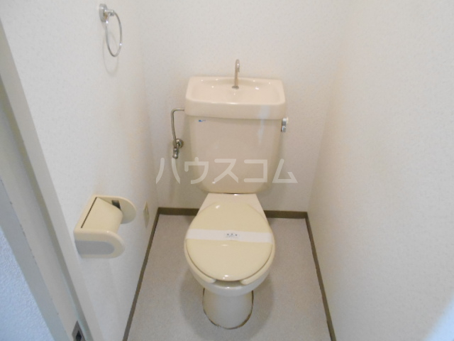 ZAK`S天神川 301号室のトイレ
