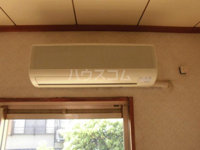 ハイツ山吹 207号室の設備