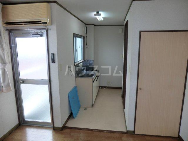 カサイハイム 102号室のキッチン