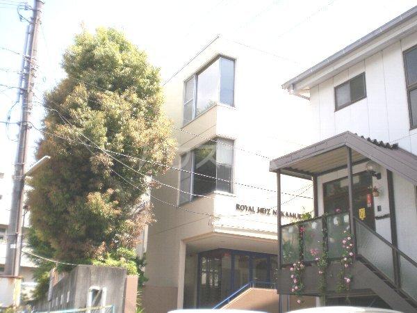 ロイヤルハイツナカムラ 101号室のキッチン