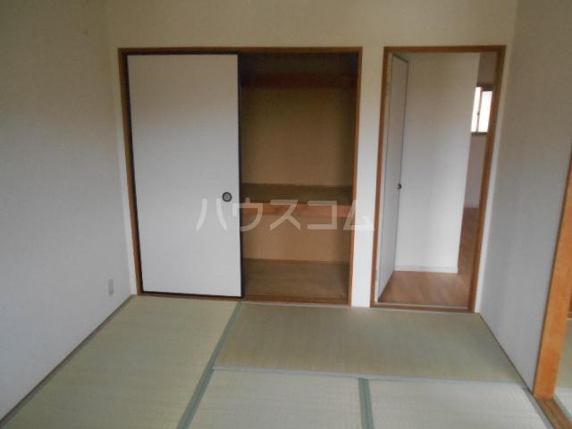 パストラルハイツ藤ノ木 202号室のベッドルーム