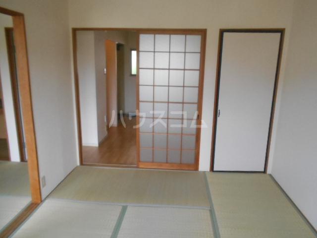 パストラルハイツ藤ノ木 202号室のリビング
