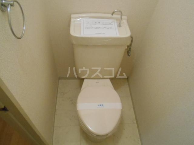 パストラルハイツ藤ノ木 202号室のトイレ