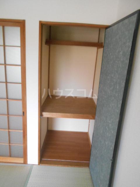 パストラルハイツ藤ノ木 202号室の収納