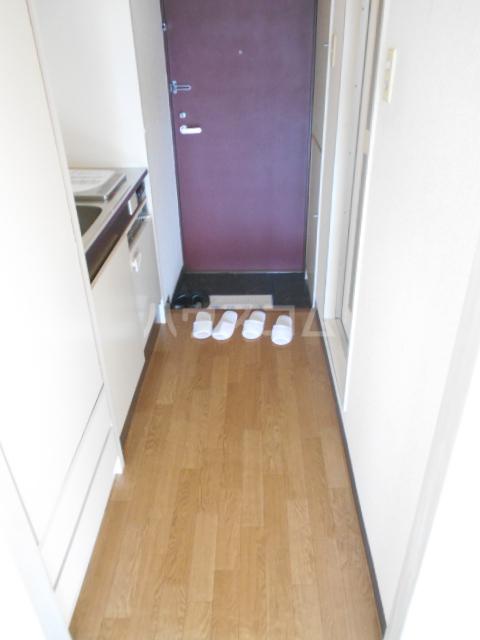 ベストプラザ 404号室の玄関