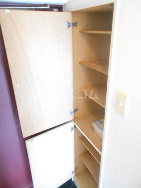 ベストプラザ 404号室の収納