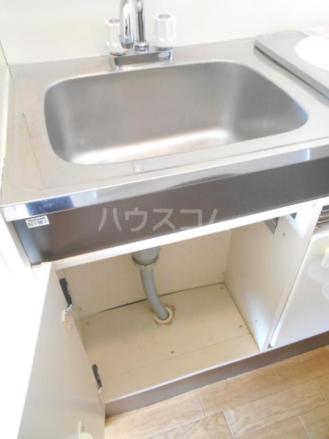 ベストプラザ 404号室のキッチン