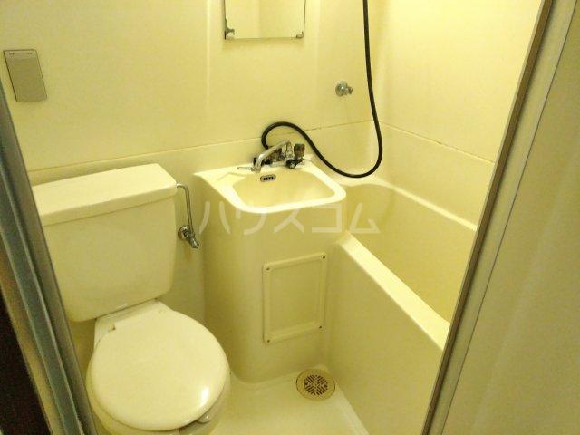 ハイライフ嵯峨 313号室の洗面所