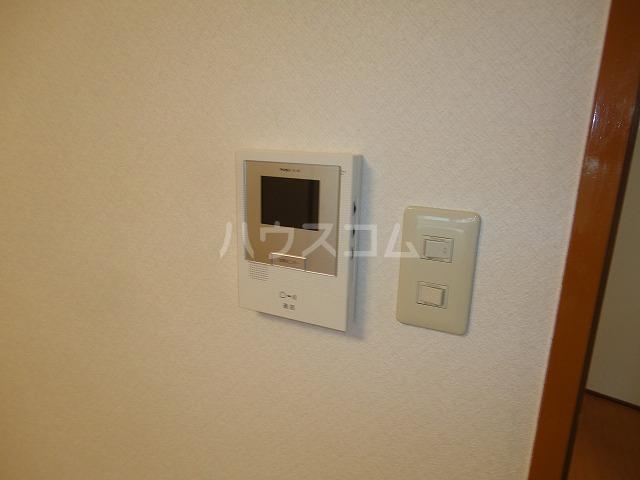 シャルレ8番館 201号室のセキュリティ