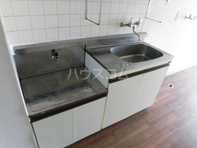 ラクレール八王子 301号室の設備