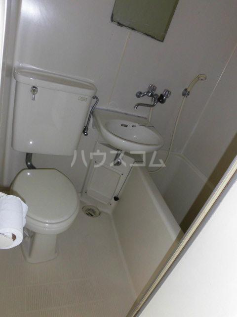ラクレール八王子 301号室の風呂