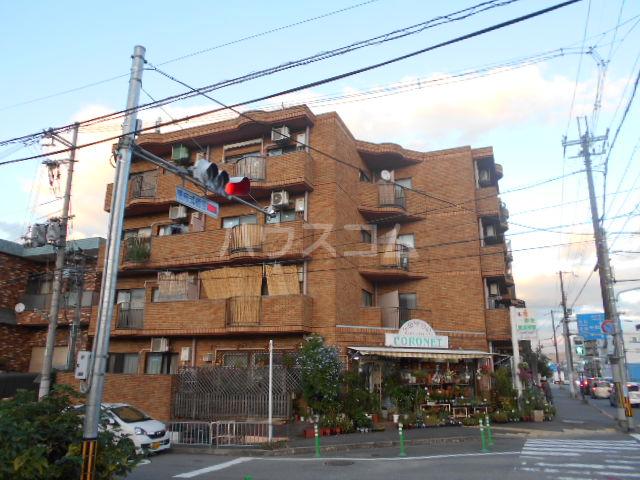 りきゅうハイツ 303号室の外観