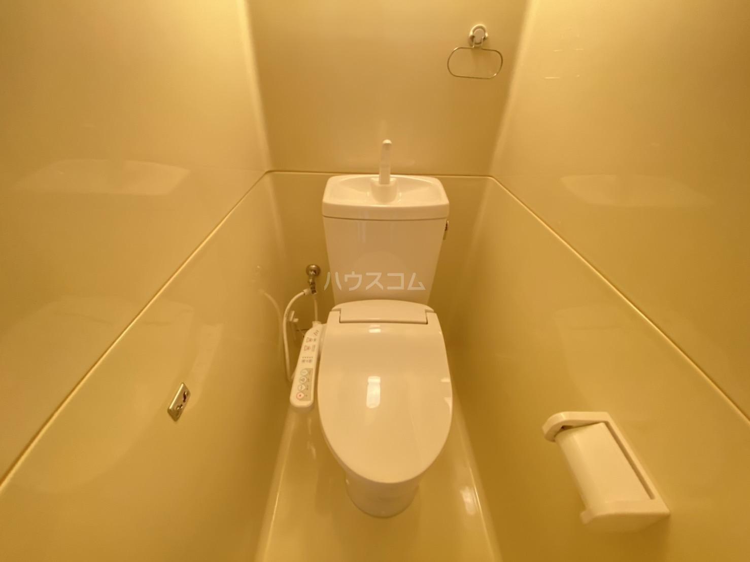 アクティハイム壱番館 304号室の洗面所