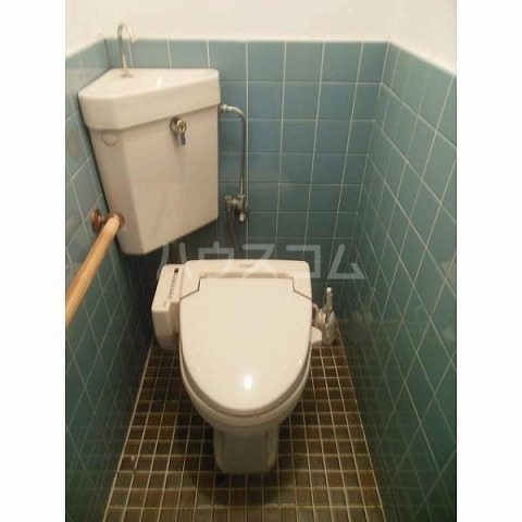 コーポふじ 203号室のトイレ