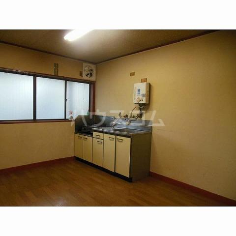 コーポふじ 203号室のキッチン