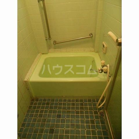 コーポふじ 203号室の風呂