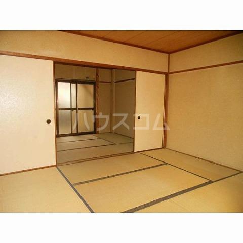 コーポふじ 203号室のベッドルーム