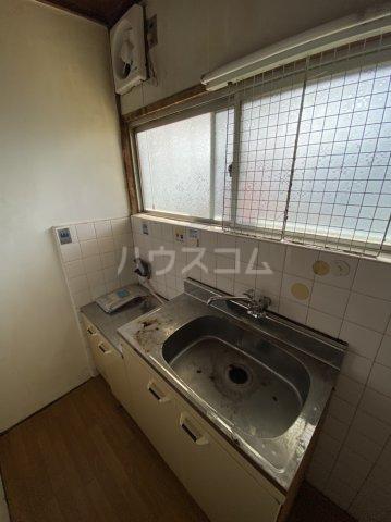 豊栄ハイツ 205号室のキッチン