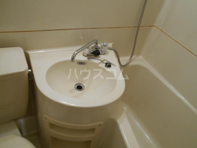 コーポマツモト 301号室の洗面所